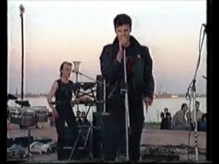 "Телевизор-1990-""Без Сахара""-Рок Чистой Воды-Центральная набережная Сталинграда"